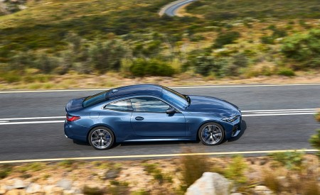 2021 BMW M440i xDrive Coupe Side Wallpapers 450x275 (23)