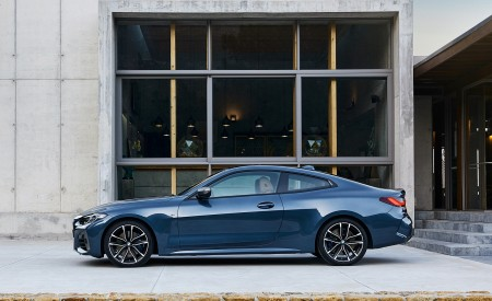 2021 BMW M440i xDrive Coupe Side Wallpapers 450x275 (62)