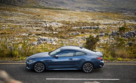 2021 BMW M440i xDrive Coupe Side Wallpapers 450x275 (45)
