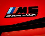 2021 BMW M5 Competition Badge Wallpapers 150x120 (36)