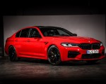 2021 BMW M5 Competition Front Three-Quarter Wallpapers 150x120 (28)