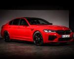 2021 BMW M5 Competition Front Three-Quarter Wallpapers 150x120 (21)