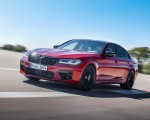 2021 BMW M5 Competition Front Three-Quarter Wallpapers 150x120 (2)