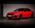 2021 BMW M5 Competition Front Three-Quarter Wallpapers 150x120 (22)