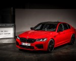 2021 BMW M5 Competition Front Three-Quarter Wallpapers 150x120 (23)