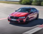 2021 BMW M5 Competition Front Three-Quarter Wallpapers 150x120 (4)