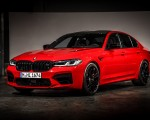 2021 BMW M5 Competition Front Three-Quarter Wallpapers 150x120 (26)