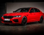 2021 BMW M5 Competition Front Three-Quarter Wallpapers 150x120 (27)