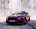 2021 BMW M5 Competition Front Wallpapers 150x120 (13)