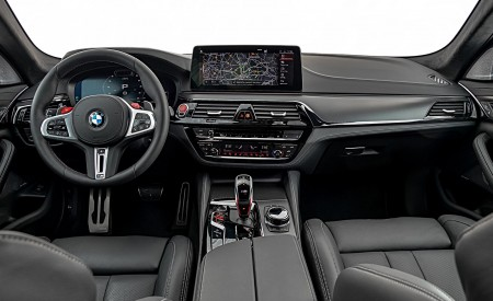 2021 BMW M5 Competition Interior Cockpit Wallpapers 450x275 (46)