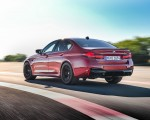 2021 BMW M5 Competition Rear Three-Quarter Wallpapers 150x120 (11)