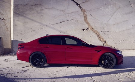 2021 BMW M5 Competition Side Wallpapers 450x275 (15)