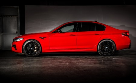 2021 BMW M5 Competition Side Wallpapers 450x275 (35)