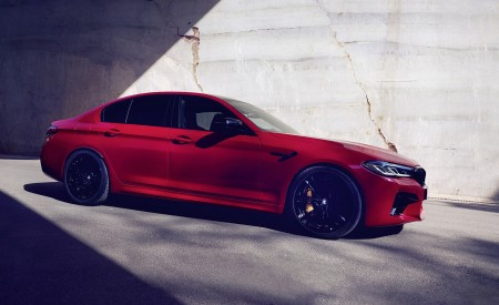 2021 BMW M5 Competition Side Wallpapers 450x275 (16)