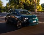 2021 Fiat 500 la Prima EV Front Three-Quarter Wallpapers 150x120 (1)