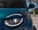 2021 Fiat 500 la Prima EV Headlight Wallpapers 150x120 (12)