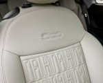 2021 Fiat 500 la Prima EV Interior Seats Wallpapers 150x120 (27)