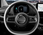 2021 Fiat 500 la Prima EV Interior Steering Wheel Wallpapers 150x120 (23)