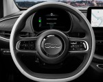2021 Fiat 500 la Prima EV Interior Steering Wheel Wallpapers 150x120 (26)
