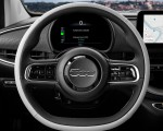 2021 Fiat 500 la Prima EV Interior Steering Wheel Wallpapers 150x120 (25)