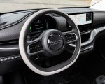 2021 Fiat 500 la Prima EV Interior Steering Wheel Wallpapers 150x120 (24)