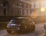 2021 Fiat 500 la Prima EV Rear Three-Quarter Wallpapers 150x120 (9)