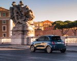 2021 Fiat 500 la Prima EV Rear Three-Quarter Wallpapers 150x120 (4)