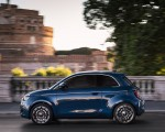 2021 Fiat 500 la Prima EV Side Wallpapers 150x120 (6)