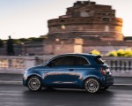 2021 Fiat 500 la Prima EV Side Wallpapers 150x120 (5)