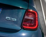 2021 Fiat 500 la Prima EV Tail Light Wallpapers 150x120 (14)