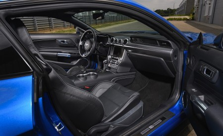 2021 Ford Mustang Mach 1 Interior Wallpapers 450x275 (18)