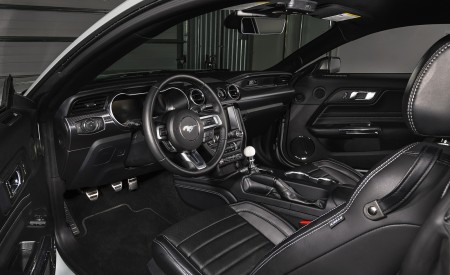 2021 Ford Mustang Mach 1 Interior Wallpapers 450x275 (13)