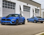 2021 Ford Mustang Mach 1 and 1969 Mach 1 Wallpapers 150x120 (14)