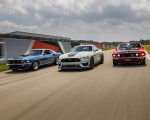 2021 Ford Mustang Mach 1 and 1969 Mach 1 Wallpapers 150x120 (7)