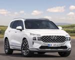 2021 Hyundai Santa Fe Front Three-Quarter Wallpapers 150x120 (7)