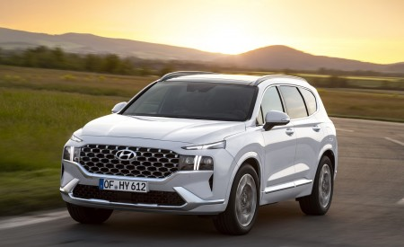 2021 Hyundai Santa Fe Wallpapers & HD Images