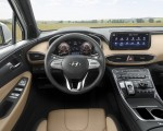 2021 Hyundai Santa Fe Interior Cockpit Wallpapers 150x120 (15)