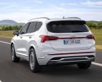 2021 Hyundai Santa Fe Rear Three-Quarter Wallpapers 150x120 (5)