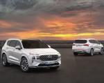 2021 Hyundai Santa Fe Wallpapers 150x120 (11)