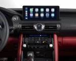 2021 Lexus IS Central Console Wallpapers 150x120 (29)