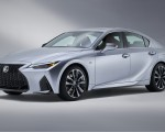 2021 Lexus IS Front Three-Quarter Wallpapers 150x120 (4)