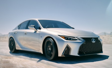 2021 Lexus IS Wallpapers HD