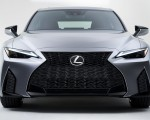 2021 Lexus IS Front Wallpapers 150x120 (6)