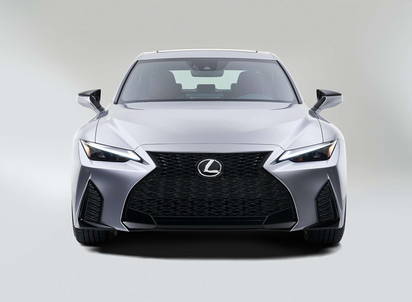 2021 Lexus IS Front Wallpapers (5)
