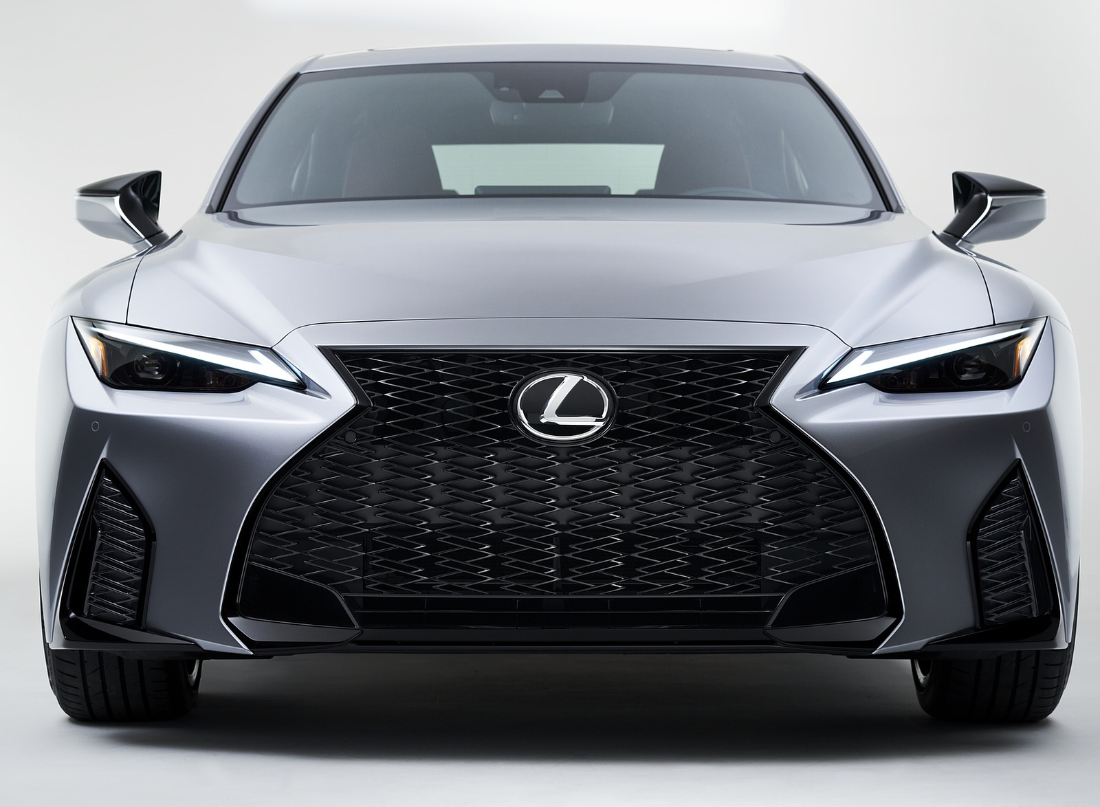 2021 Lexus IS Front Wallpapers (6)