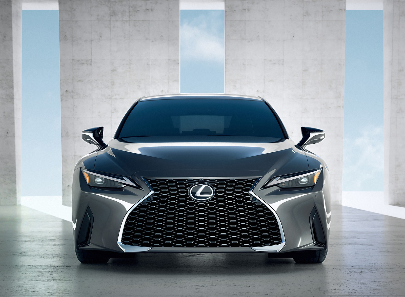 2021 Lexus IS Front Wallpapers (3)