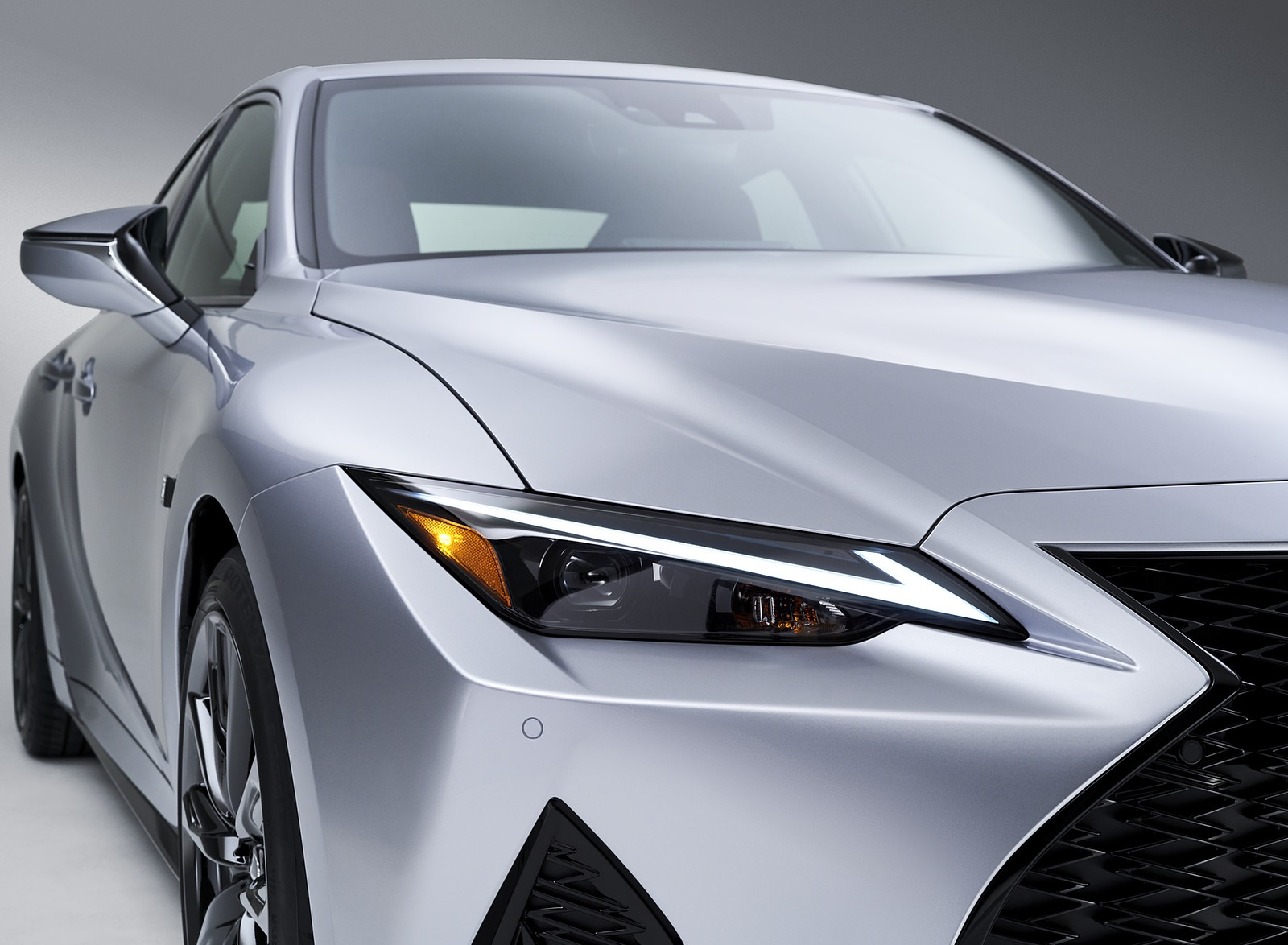 2021 Lexus IS Headlight Wallpapers (10)