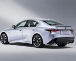 2021 Lexus IS Rear Three-Quarter Wallpapers 150x120 (7)