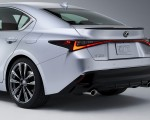 2021 Lexus IS Rear Wallpapers 150x120 (17)