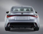 2021 Lexus IS Rear Wallpapers 150x120 (8)